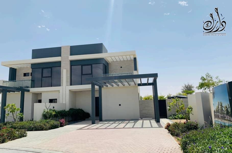 Luxury Villa in Damac Hills