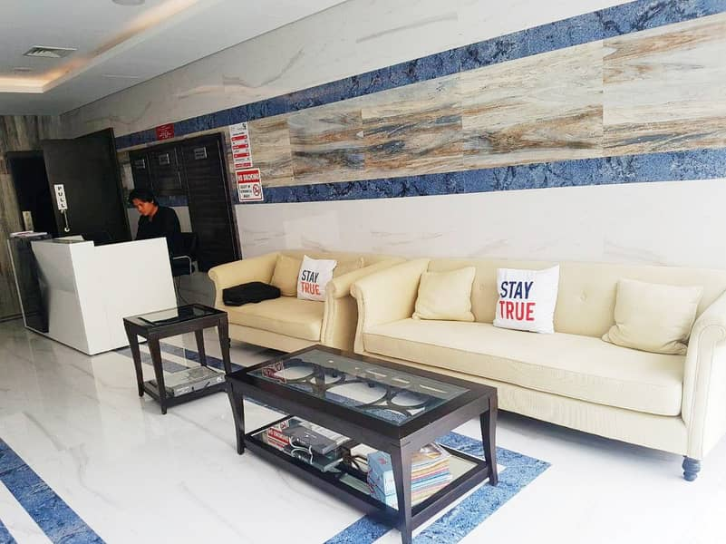 شقة في المدينة العالمية المرحلة 2 المدينة العالمية 26000 درهم - 4666577