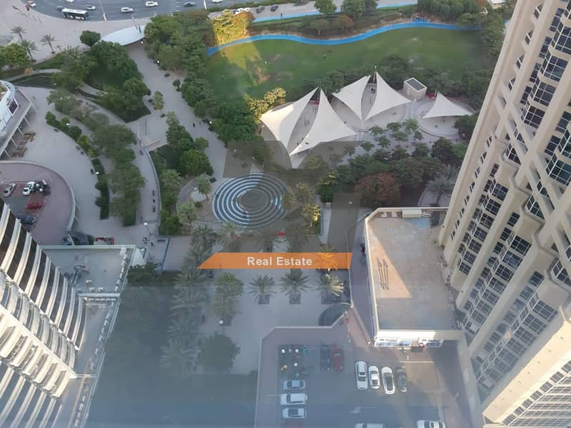 Unfurnished Studio for Sale in Saba Tower 2
