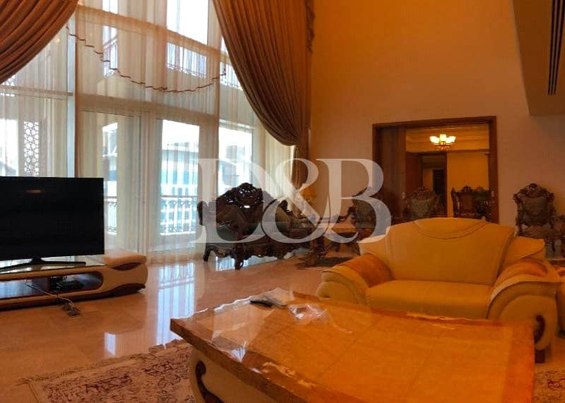 Furnished Penthouse | Panoramic view | 4BR+M