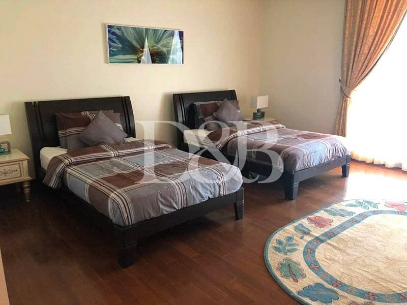 10 Furnished Penthouse | Panoramic view | 4BR+M