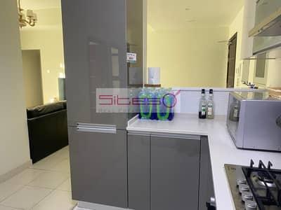 شقة 2 غرفة نوم للايجار في مدينة دبي للاستديوهات، دبي - Furnished 2BH + maids / Courtyard view /4 cheques