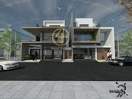 2 #Zero Transfer Fees!Luxurious Incredible 2 Villa/ Elegant Design
