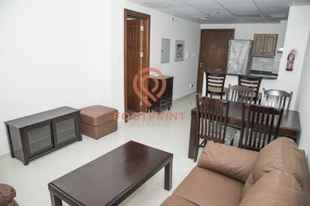1 Bedroom Flat for Rent in Dubai Sports City, Dubai - Fully Furnished 1 bedroom in Elite 8 @36k Only!