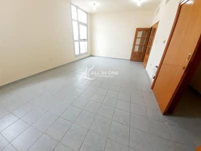 فلیٹ 3 غرف نوم للايجار في شارع الدفاع، أبوظبي - Bright in Huge Size 3BR in 4 Payments!