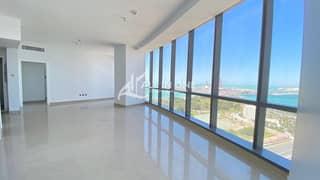 No Commission Etihad Tower 2BR I Basement Parking I Kitchen Appliances!