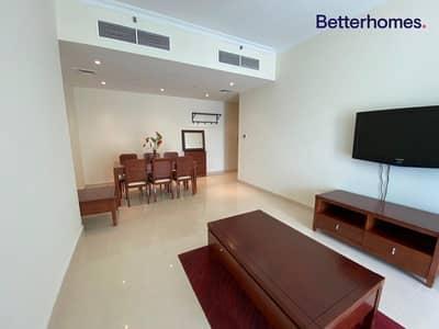 Low Floor|Balcony|Fully Furnished|Near Metro