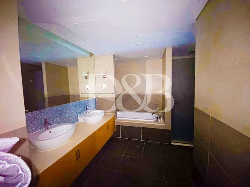 10 Large 2 Bed+Maid's | C Type | Vacant now