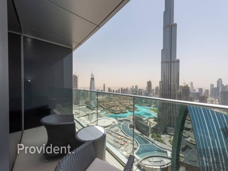 2 Excellent Deal|Full Burj Khalifa and Fountain View