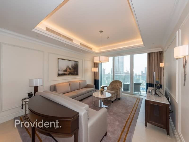 Excellent Deal|Full Burj Khalifa and Fountain View