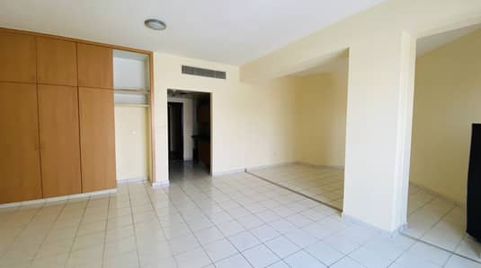 Huge Studio (624 Sqft) With Balcony For Rent In Italy Cluster International City Dubai