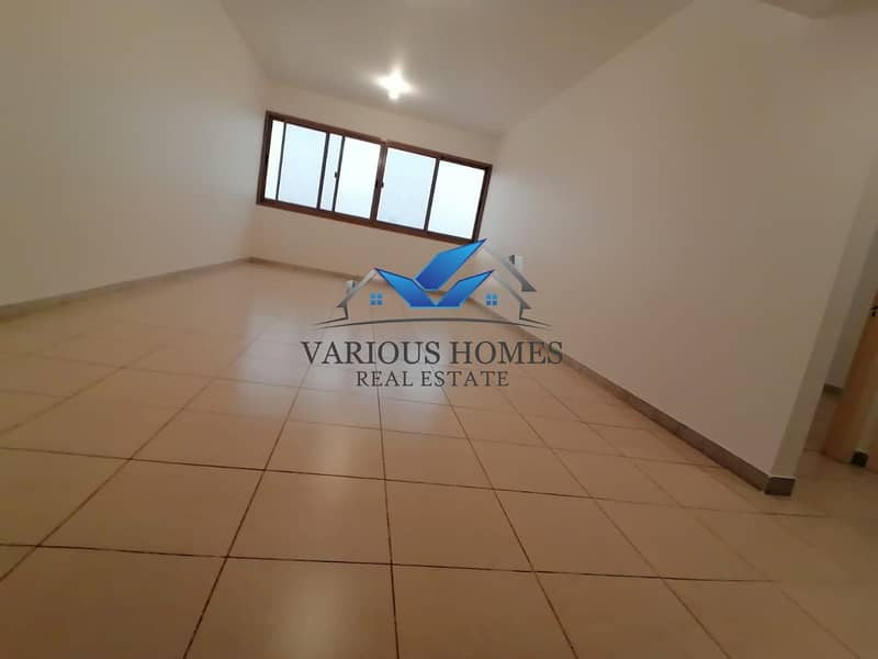 Most Huge 01 BR Hall APT in Tower at Madinat Zayed Airport Road
