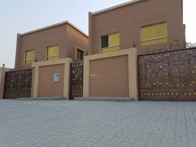 5 Bedroom Villa for Rent in Al Mowaihat, Ajman - SPECIOUS BRAND NEW VILLA FOR RENT IN JUST 75K YEARLY 5BHK & MAJLIS IN AL MOWEHAIT 2 AJMAN