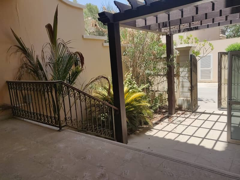 Western Style 5 Bedroom villa with great finishing & driver room near Mazyad Mall at MBZ
