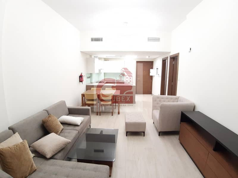 Brand New Fully Furnished 1-Bhk With Chiller
