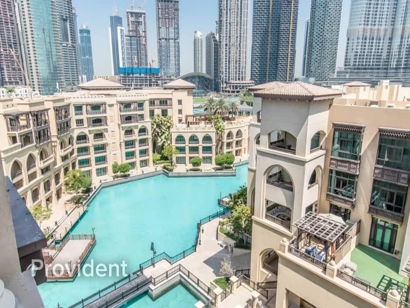 Super Unique | Rare Apartment | Burj and Fountain