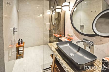 Studio for Rent in Palm Jumeirah, Dubai -  Gym and Pool