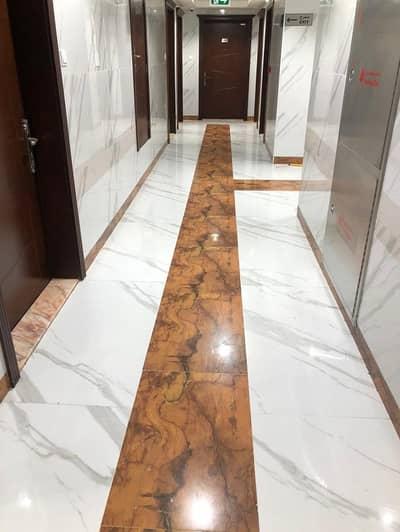 فلیٹ 1 غرفة نوم للايجار في الورسان، دبي - MONTH FREE!! BRAND NEW LARGEST ONE BEDROOM FOR RENT IN WARSAN 4