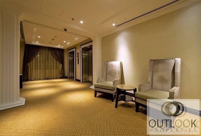 2 Furnished Studio | No Commission | Pay 12 in Chqs |