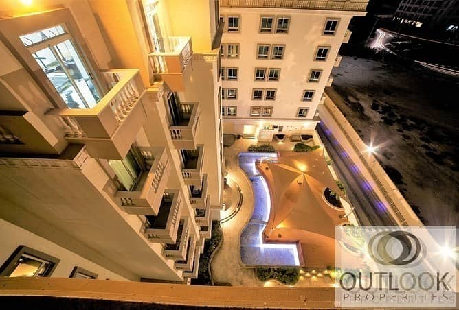 12 Furnished Studio | No Commission | Pay 12 in Chqs |