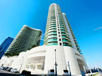 3 Bedroom Flat for Rent in Al Reem Island, Abu Dhabi - Spacious 3 Bedrooms with Kitchen Appliances|Covered parking!