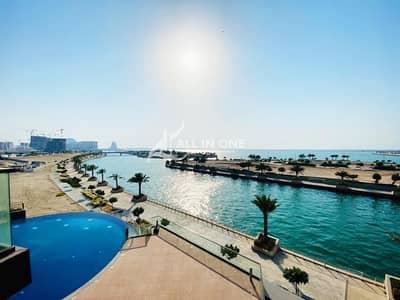 2 Bedroom Flat for Rent in Al Raha Beach, Abu Dhabi - Astonishing 2BR with Maids Room|Sea View!