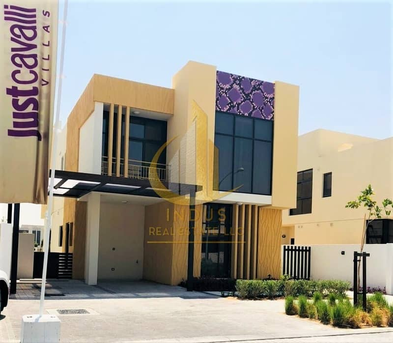 15 3BR Just Cavalli   Payable Over 3 Years   Offplan Villa by Damac