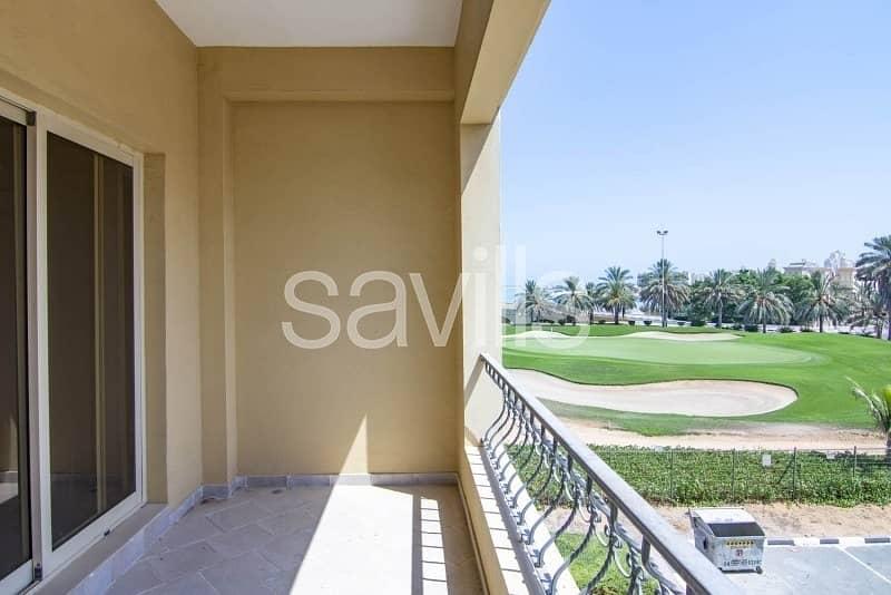 Partial Golf view -No commission- Studio