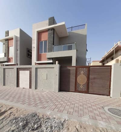 5 Bedroom Villa for Sale in Al Mowaihat, Ajman - For sale villa in Ajman residential  very excellent finishing freehold