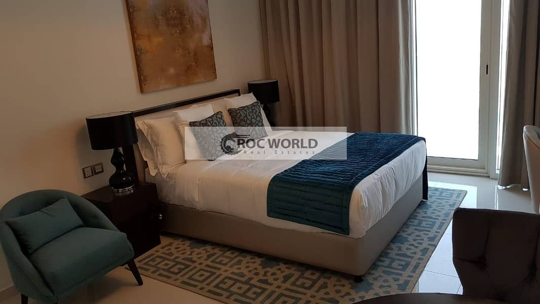 2 Fully Furnished | Luxury Studio Apartment | Flexible Payment