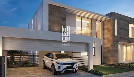 5 Bedroom Villa for Sale in Al Tai, Sharjah - Most Luxury villa in the heart of Sharjah.! 5% DP| Forever 0% Service charge