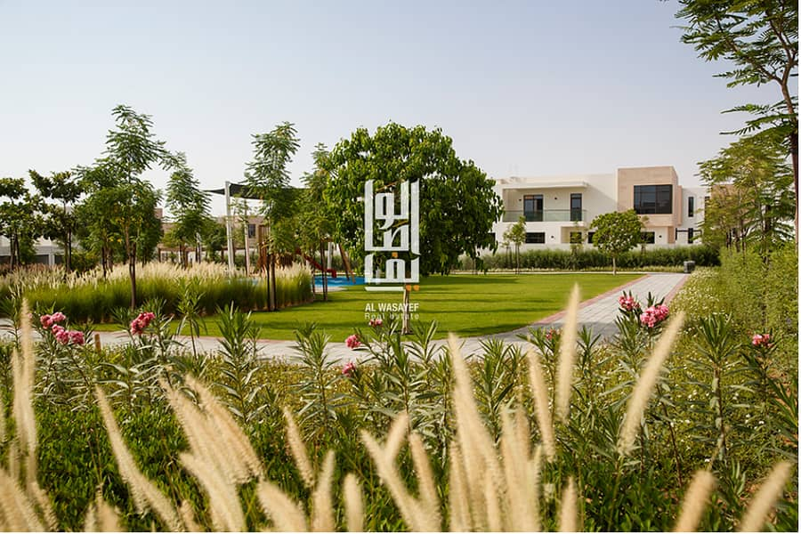 11 Most Luxury villa in the heart of Sharjah.! 5% DP| Forever 0% Service charge