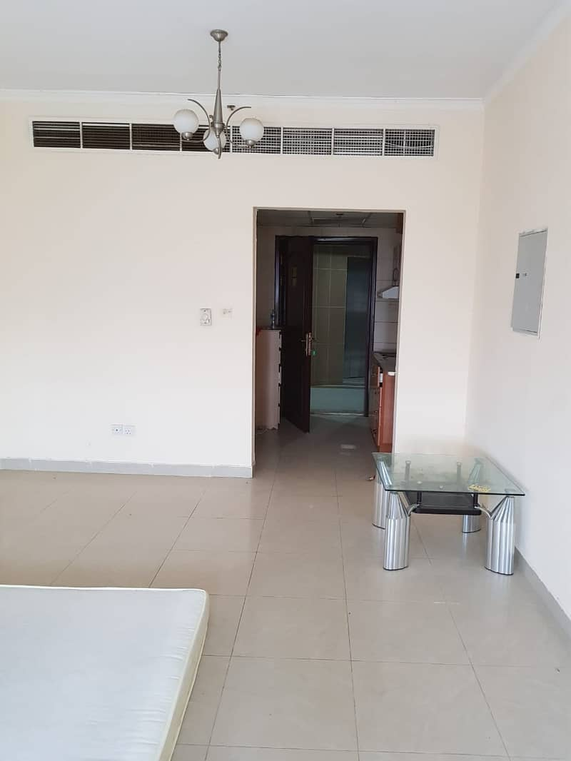 For rent studio in Al Majaz great location with good price
