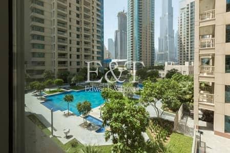 1 Bedroom Flat for Rent in Business Bay, Dubai - 2 Bath I Boulevard Views I Unfurnished I
