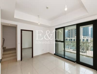 3 Bedroom Apartment for Rent in Business Bay, Dubai - Well Maintained Duplex I Unfurnished I DT