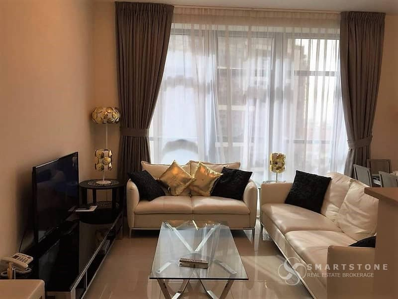 2 NEGOTIABLE l GREAT VALUE FOR MONEY l HIGH FLOOR FULLY FURNISHED WITH PARTIAL FOUNTAIN VIEW