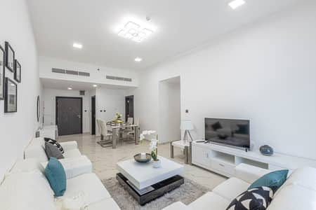 2 Bedroom Apartment for Rent in Arjan, Dubai - NO COMMISSION! LUXURIOUS 2BHK  l HUGE CLOSED KITCHEN l BRAND NEW BUILDING & PUBLIC TRANSPORTATION RIGHT IN FRONT