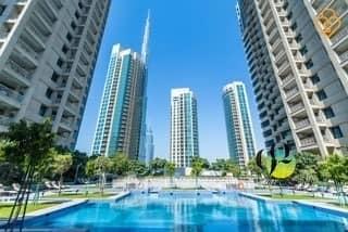 فلیٹ 2 غرفة نوم للايجار في الخليج التجاري، دبي - Beautiful 2Bed walking distance to Burj Khalifa and Dubai Mall