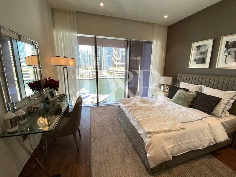 2 Jumeirah Branded Duplex Villa | Full Marina View