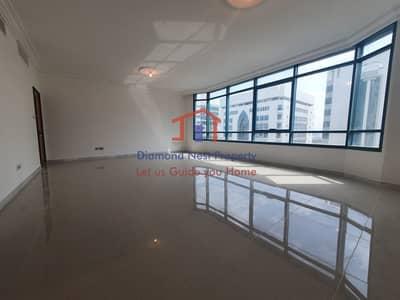 شقة 2 غرفة نوم للايجار في الخالدية، أبوظبي - Attractive I Catchy I No Agency Fee I Huge Size I 6 Installments