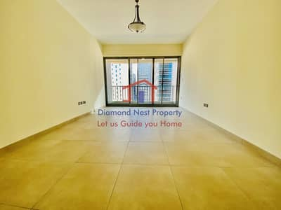 Studio for Rent in Al Nahyan, Abu Dhabi - Prime Studio with Facilities and Balcony