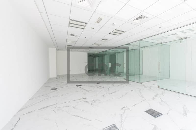2 Fitted Office Partition 4 Parking Spaces