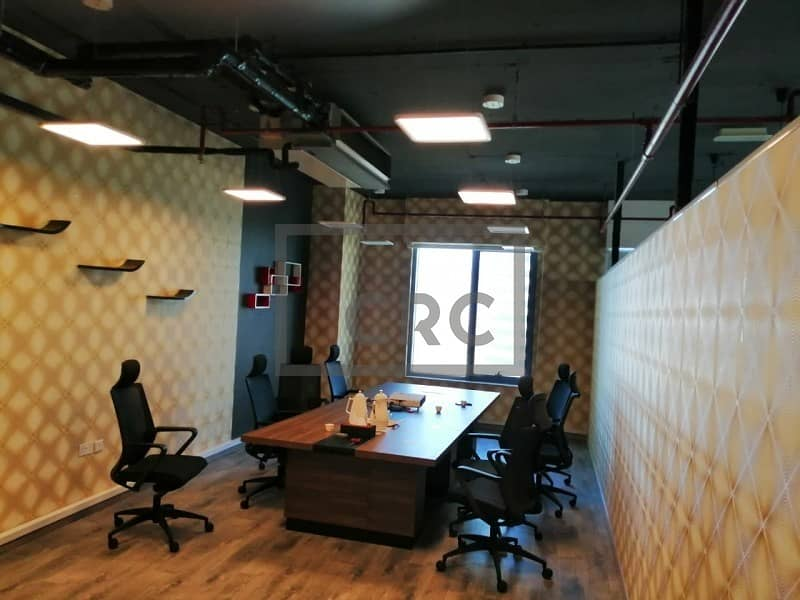 2 Investors | Rented Office | Silicon Oasis