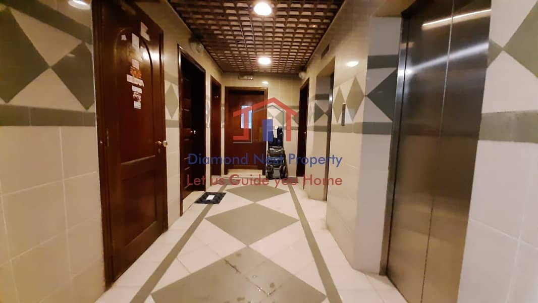 10 Motivated seller offers Spacvious 1 Bedroom at Muroor Rd.