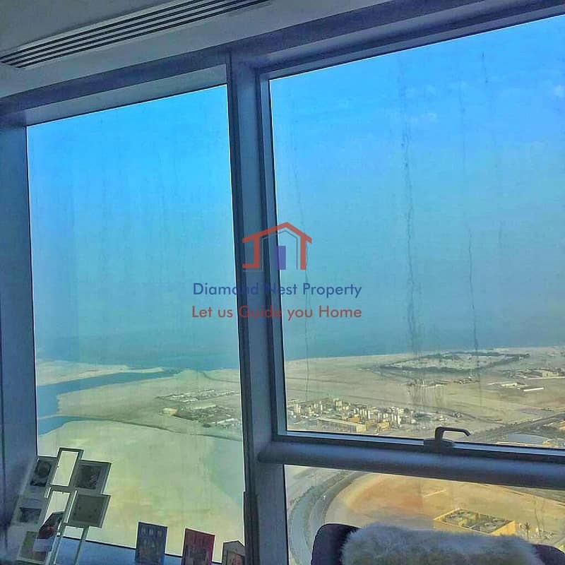 11 Luxury Spectacular View Two Bedroom with Study and Maids at Higher Floor
