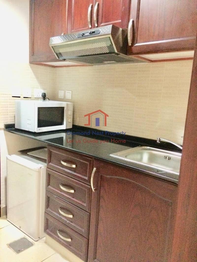 10 Furnished Studio APT including Utilities in Al Nahyan