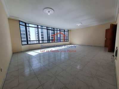3 Bedroom Apartment for Rent in Al Khalidiyah, Abu Dhabi - Commission Free / 3BR + Maids + 5 Bath / 6 Payments