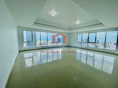 3 Bedroom Flat for Rent in Electra Street, Abu Dhabi - Great Location I Splendidly I No Agency Fee I 6 Payments