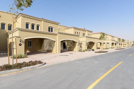 2 Bedroom Townhouse for Rent in Serena, Dubai - | 3 Bedroom | Single Row | Near Pool |
