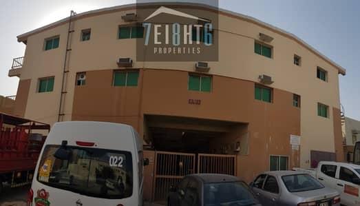 سكن عمال  للايجار في محيصنة، دبي - 103 Rooms sharing camp with 4 person capacity + 42 w/c's + 42 bathrooms for rent in Sonapur